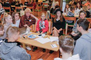Räpina valla noored arutlesid osaluskohvikus